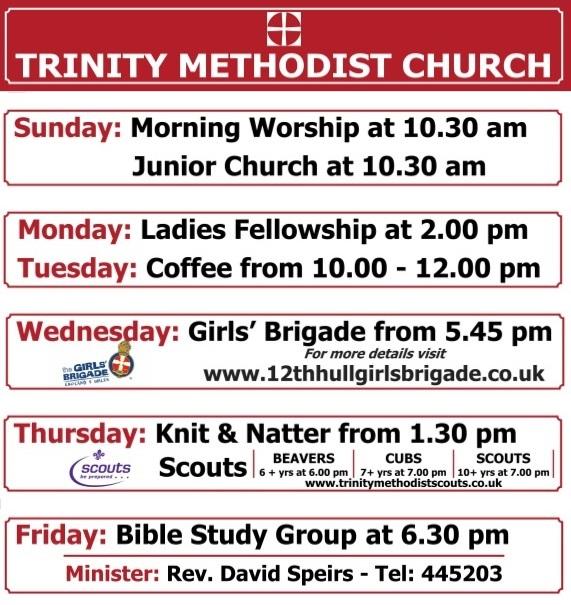trinity-activities